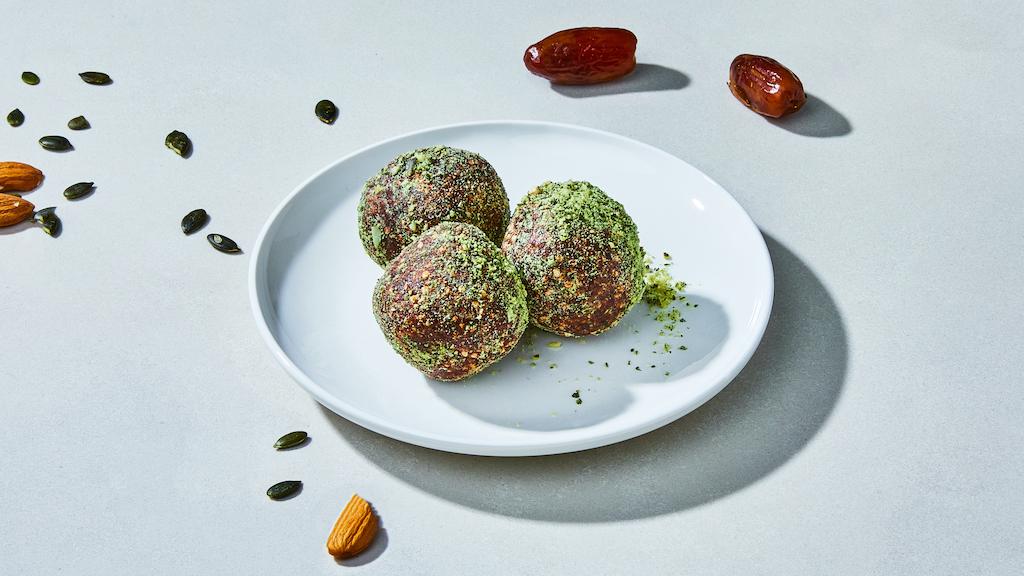 Oliver Green | Sweets | Energy Balls © Kubilay Altintas