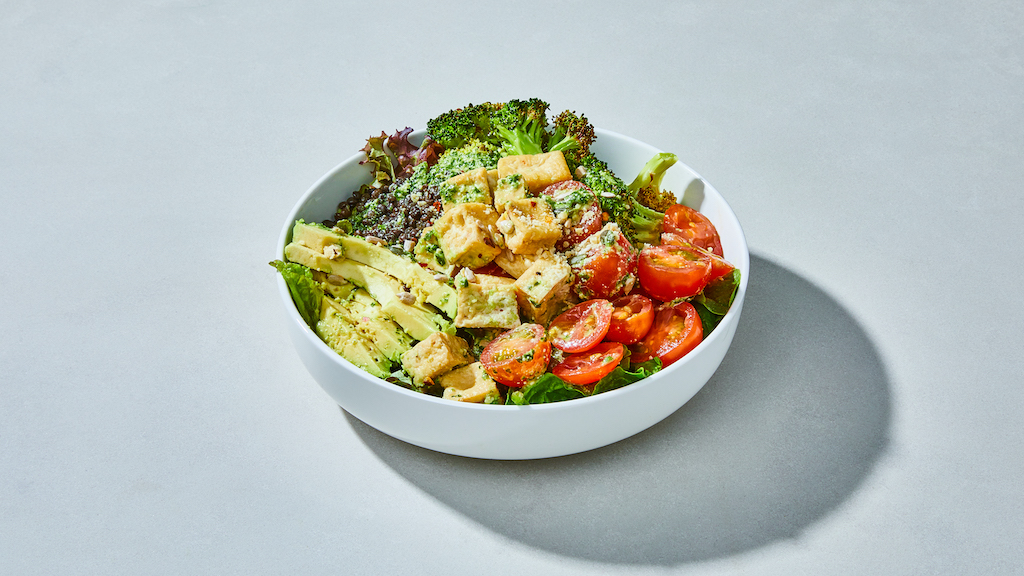 Pesto Protein | Kale Caesar © Kubilay Altintas